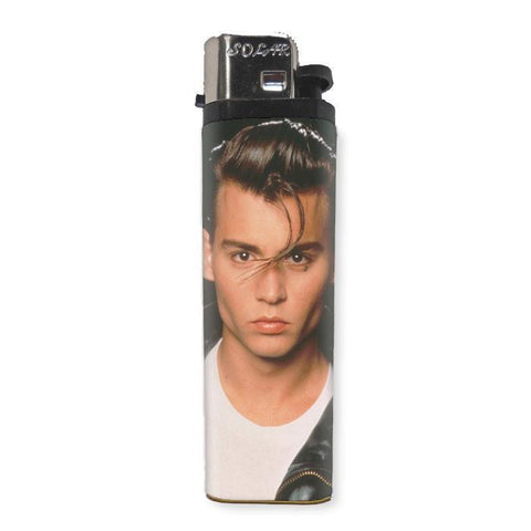 "Johnny Depp ""Cry Baby"" Lighter - Falstaff Trading"