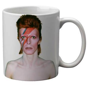 David Bowie Mug - Falstaff Trading / Nerd culture, Horror, B-movies, cult classic - uniquely cool / falstafftrading.com