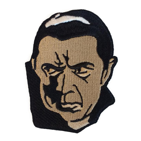 Dracula Embroidered Patch - Falstaff Trading