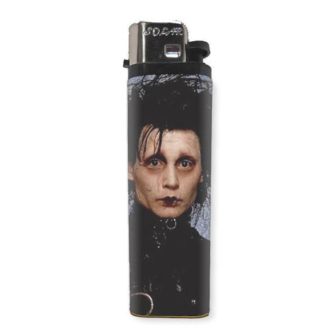 Edward Scissorhands Lighter - Falstaff Trading