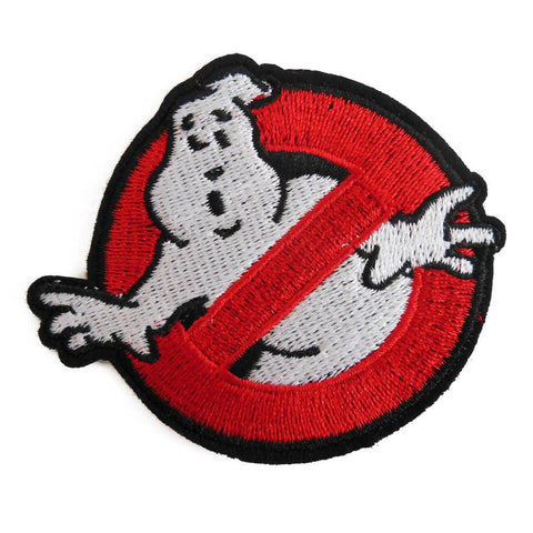 Ghostbusters Embroidered Patch - Falstaff Trading
