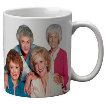 Golden Girls Mug - Falstaff Trading