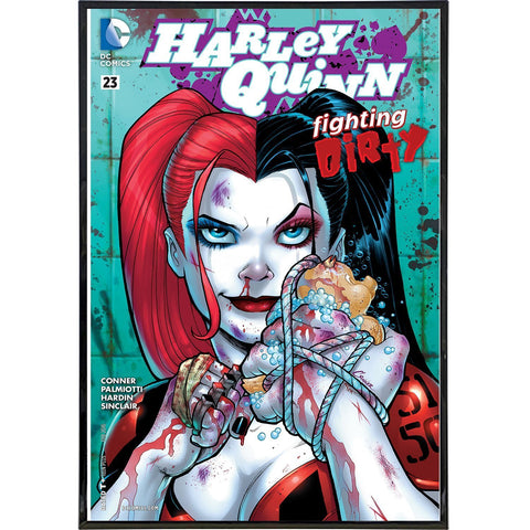 Harley Quinn Vol. 2 Issue 23 Cover Print