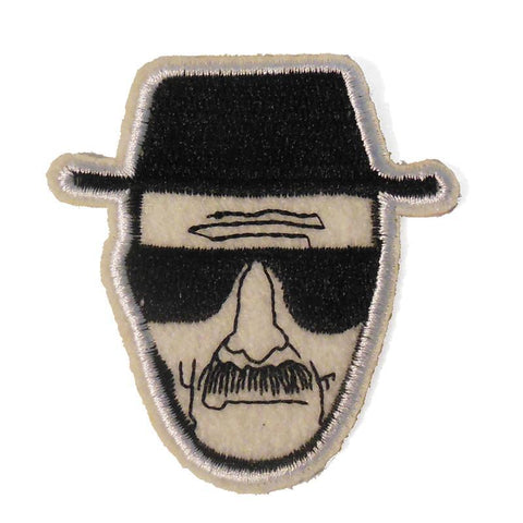 Heisenberg Embroidered Patch - Falstaff Trading