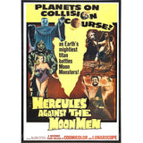 Hercules Against the Moon Men Film Poster Print
