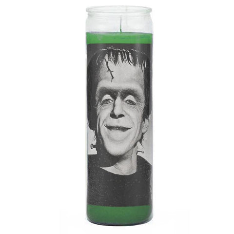 Herman Munster Prayer Candle - Falstaff Trading