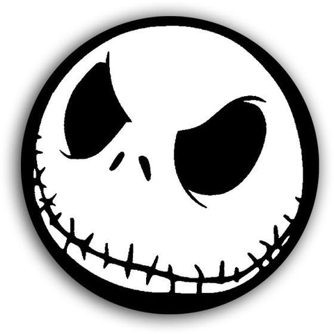 Jack Skellington Sticker - Falstaff Trading
