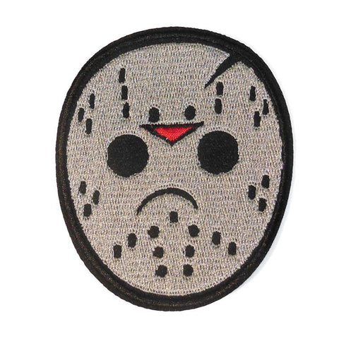 Jason Embroidered Patch