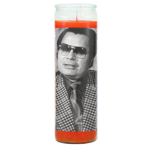 Jim Jones Prayer Candle - Falstaff Trading