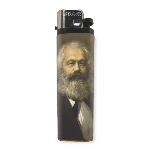 Karl Marx Lighter - Falstaff Trading