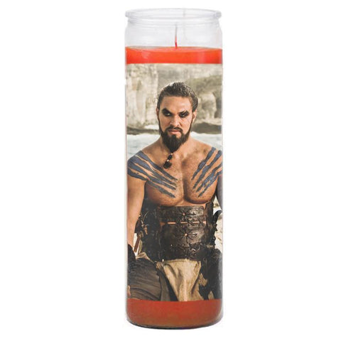 Khal Drogo Prayer Candle - Falstaff Trading