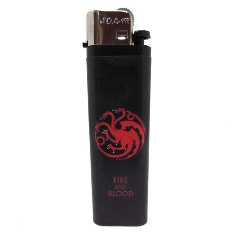 Game of Thrones - House of Targaryen Lighter - Falstaff Trading