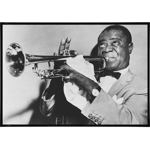 Louis Armstrong Photo Print