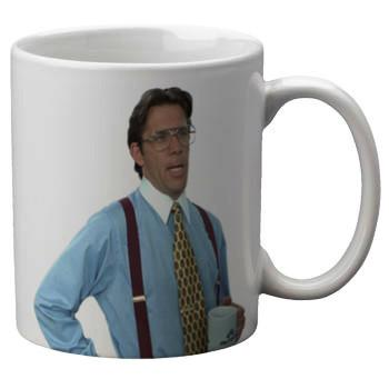 "Bill Lumbergh ""Office Space"" Mug - Falstaff Trading / Nerd culture, Horror, B-movies, cult classic - uniquely cool / falstafftrading.com"