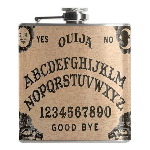 Ouija Board Flask - Falstaff Trading