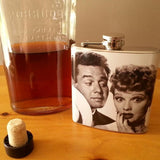 I Love Lucy Flask - Falstaff Trading