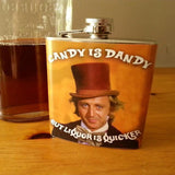Willy Wonka Flask - Falstaff Trading