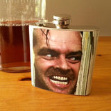 "Jack Nicholson ""Here's Johnny"" Flask - Falstaff Trading"