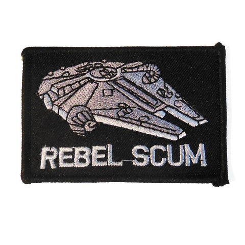Rebel Scum Embroidered Patch - Falstaff Trading