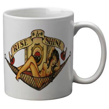 Rise and Shine Mug - Falstaff Trading