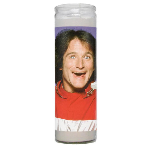 Robin Williams Candle - Falstaff Trading