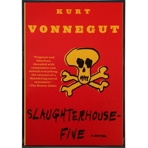 Slaughterhouse Five Cover Print