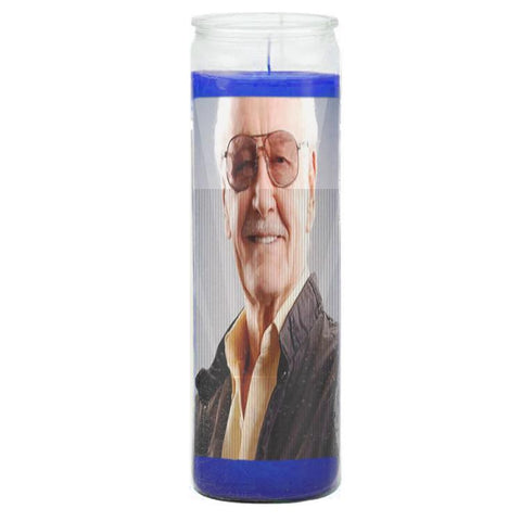 Stan Lee Prayer Candle - Falstaff Trading