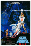 Original Star Wars Japan Film Poster Print