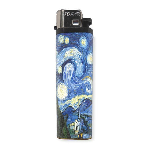 Starry Night Lighter - Falstaff Trading