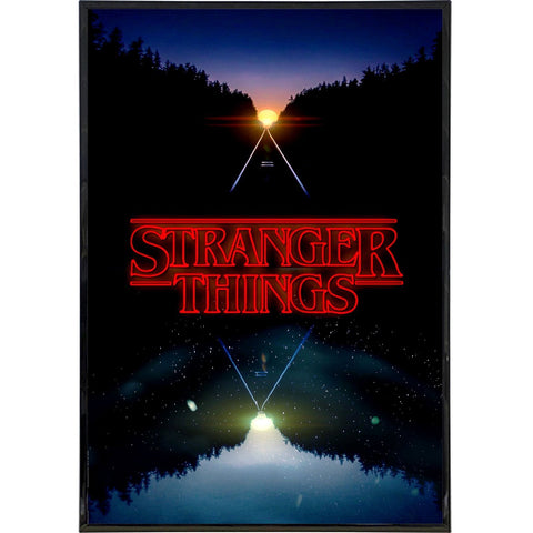 Stranger Things Poster Print