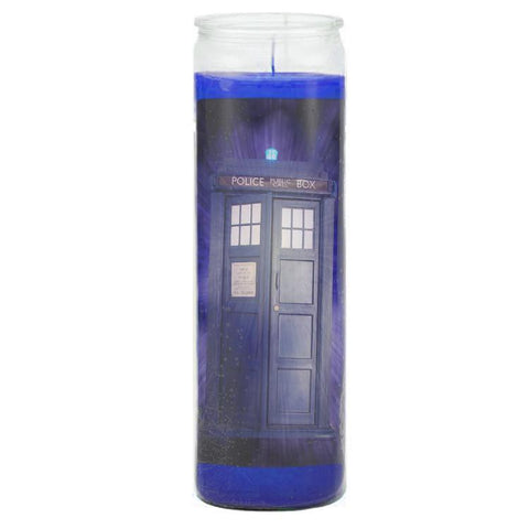 Tardis Prayer Candle - Falstaff Trading
