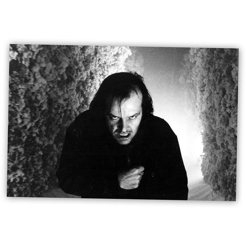 "The Shining ""Jack in the Maze"" Photo Postcard"