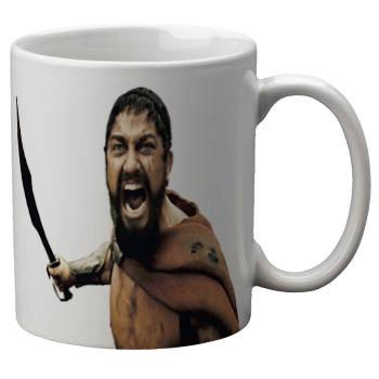 This Is Coffee Sparta Mug - Falstaff Trading