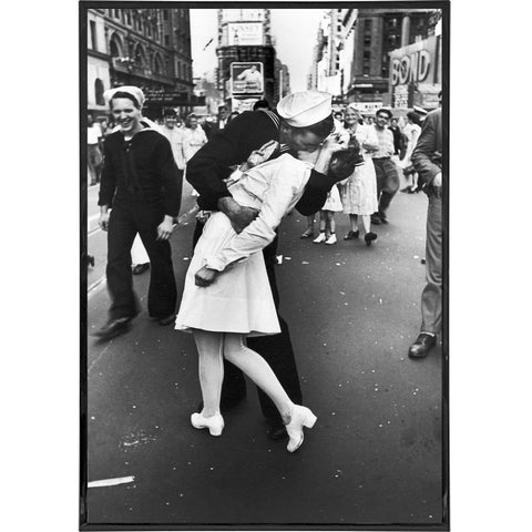 Victory Day Kiss Photo Print