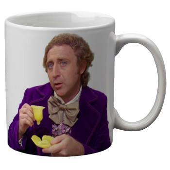 Willy Wonka Mug - Falstaff Trading