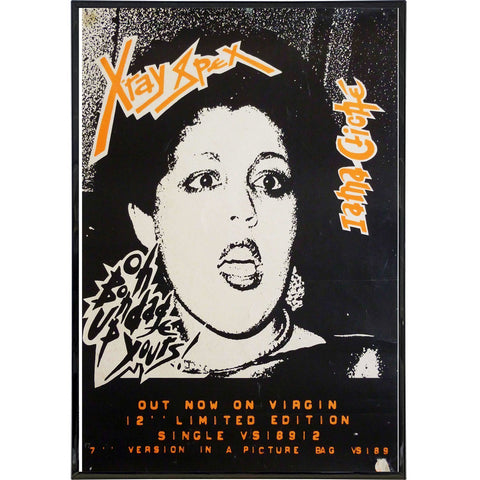 X-Ray Spex Poster Print