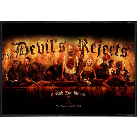 The Devil's Rejects Film Poster Print