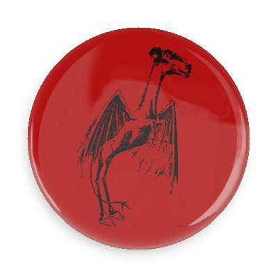 Jersey Devil Button - True Jersey