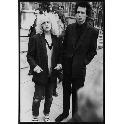 Sid and Nancy Photo Print