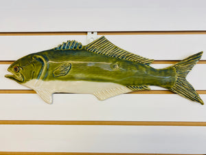 Bluefish Wall Decoration