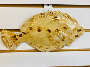 Flounder Wall Decoration