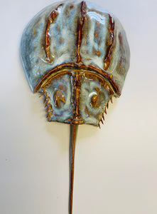 Horseshoe Crab Wall Decoration