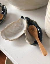 Load image into Gallery viewer, Featured Product! Oyster Salt & Pepper Dishes