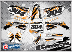 Cruch - MX Graphic Kit