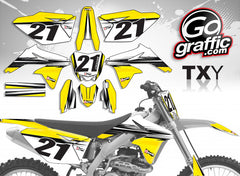 TXY - MX Graphic Kit