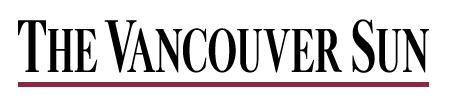 Gagan Design on Vancouver Sun