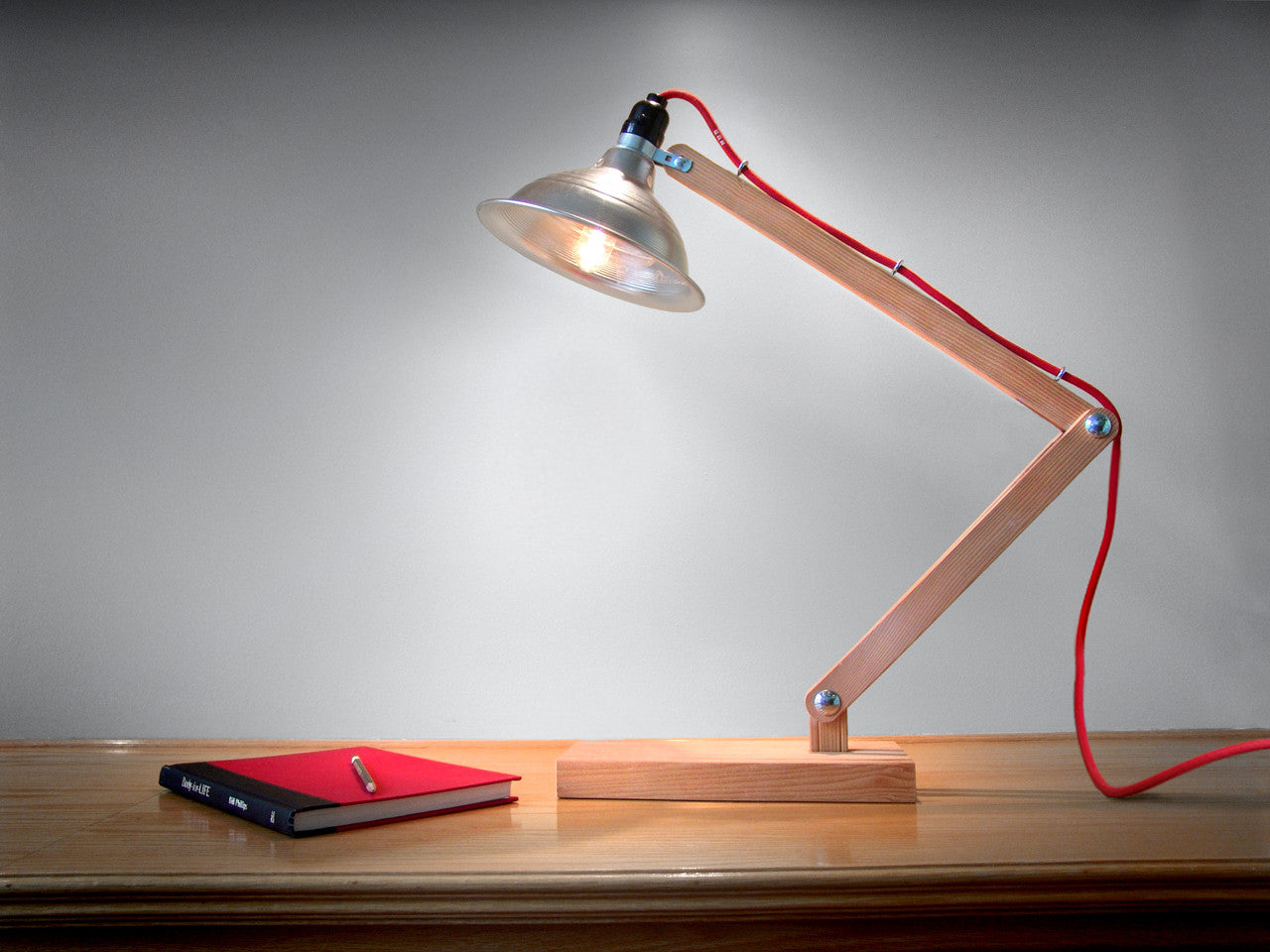 Hopper Lamp