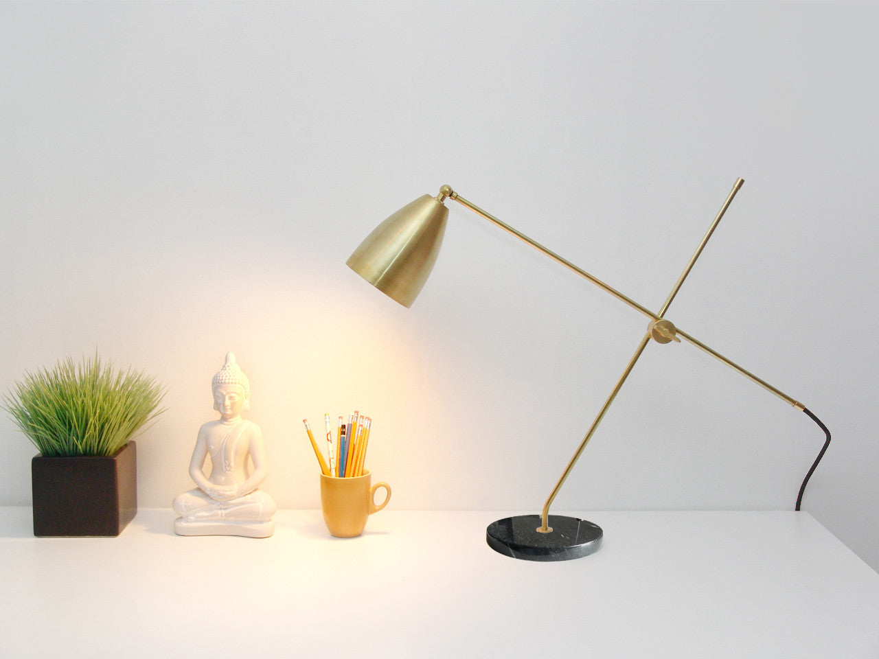 Opulux Cone Table Lamp
