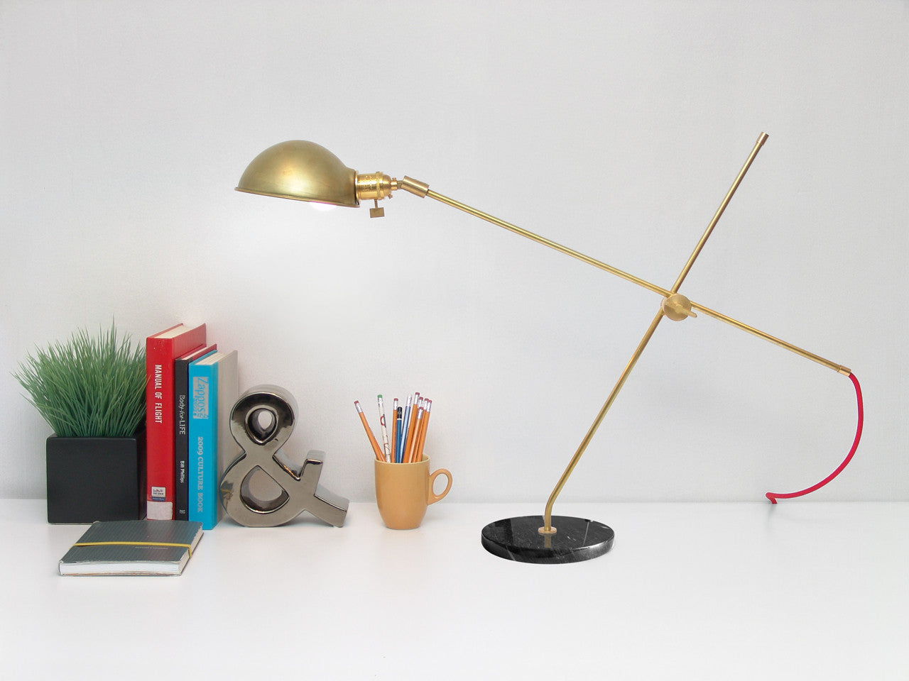 Opulux Dome Table Lamp