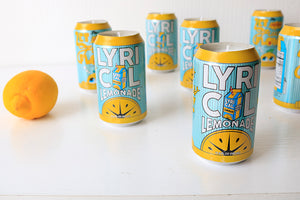 Custom Lyrical Lemonade Candles